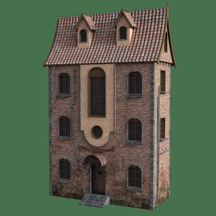 3D_House