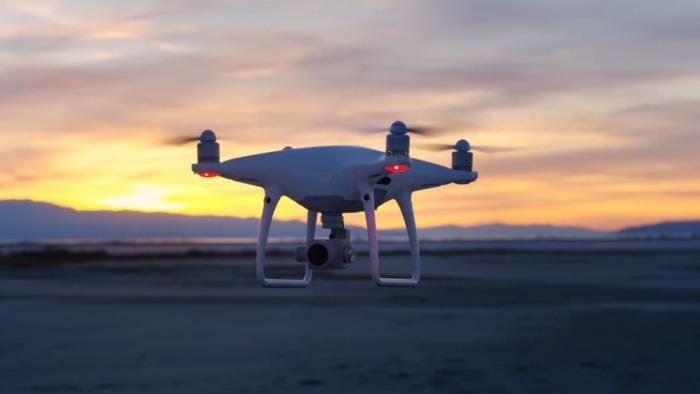 Topometrica-Drone-Night